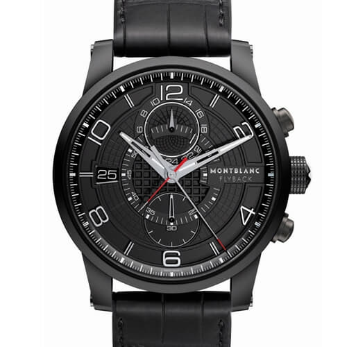 Mont Blanc Time Walker TwinFly Chronograph