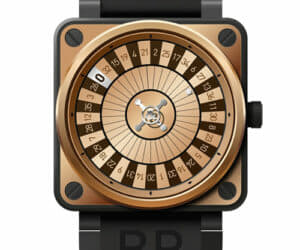Bell Ross only watch auction