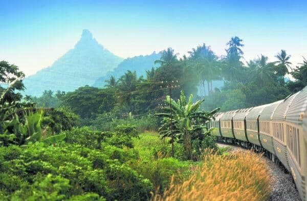 Eastern and Oriental Express Southeast Asia