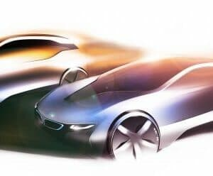 Vehicles from BMW i