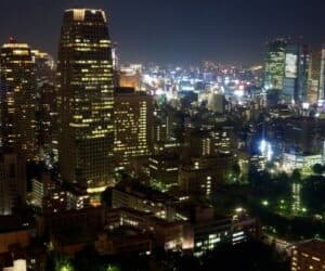 Tokyo most expensive city