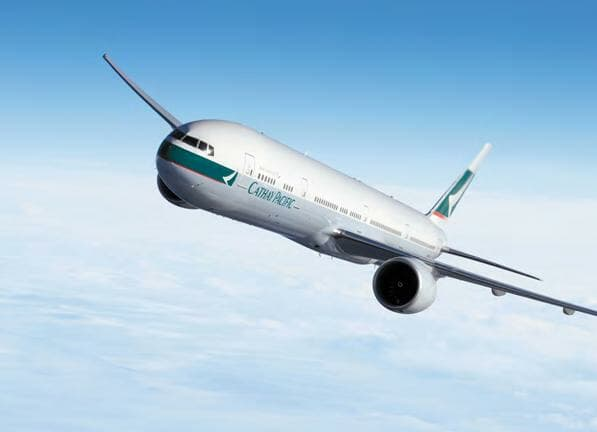 Cathay Pacific 777 300ER