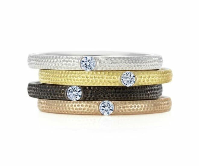 Azulea Collection Rings