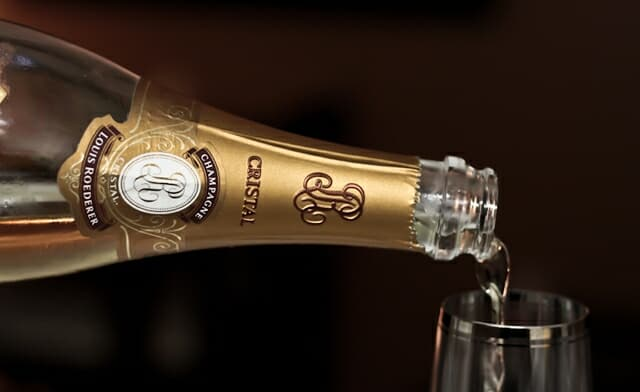 Louis Roederer Cristal champagne