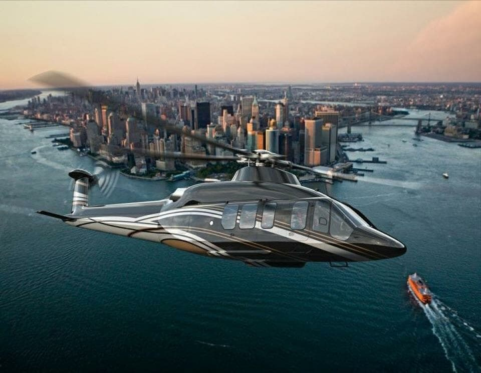 Bell Helicopter 525 Relentless
