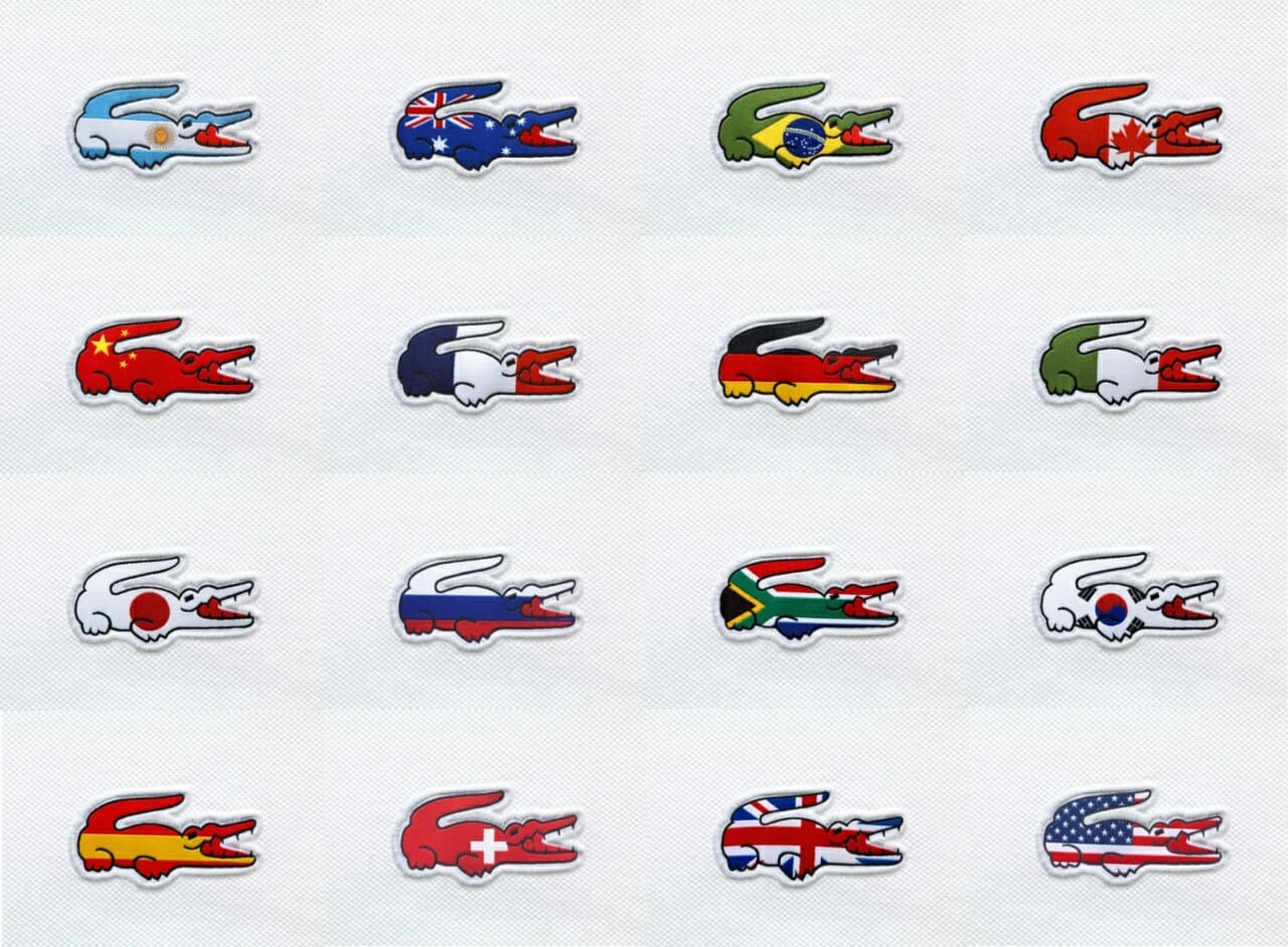 Lacoste Flag Collection 2012