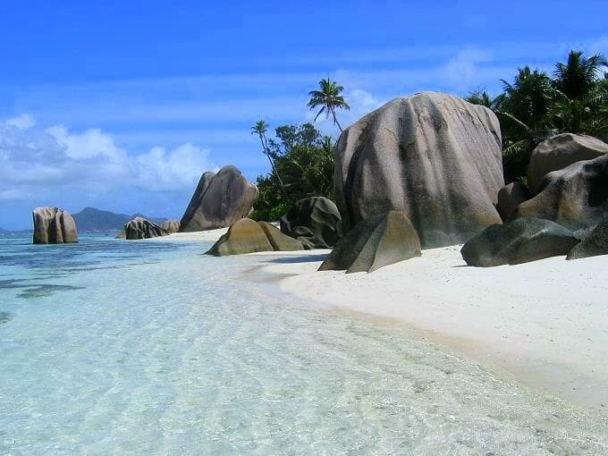 Anse Source dArgent