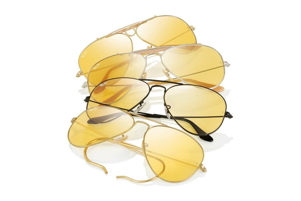 Ray-Ban 75th Anniversary collection