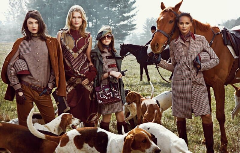 Tommy Hilfiger Fall 2012 Campaign