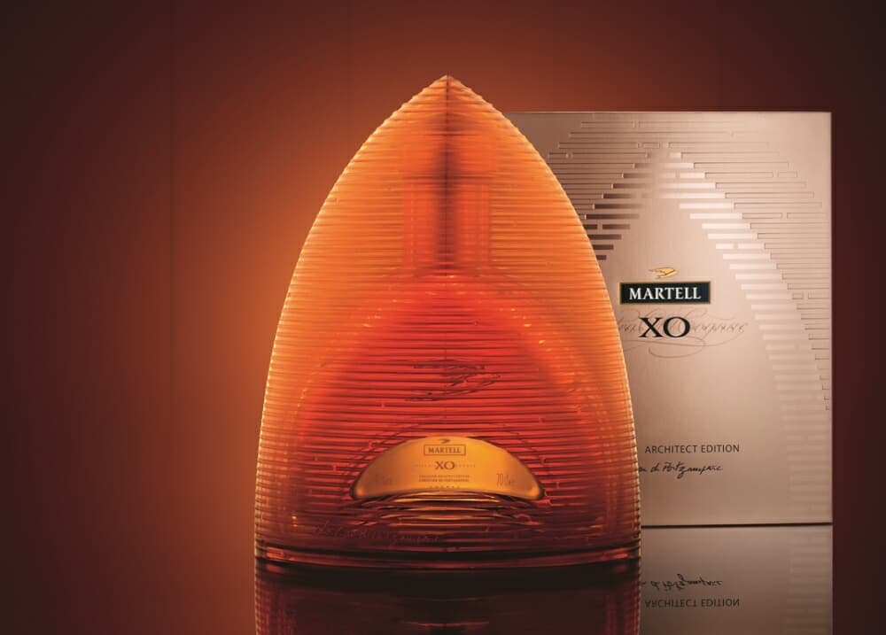 Martell XO Exclusive Architect Edition