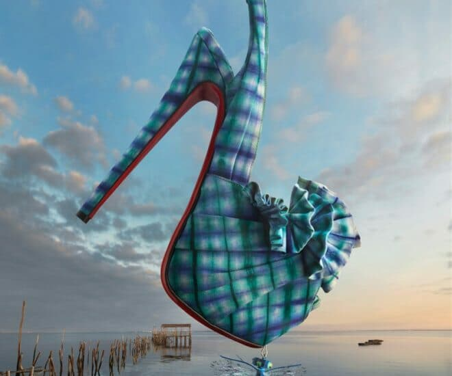 Christian Louboutin Spring Summer 2013 Ad Campaign