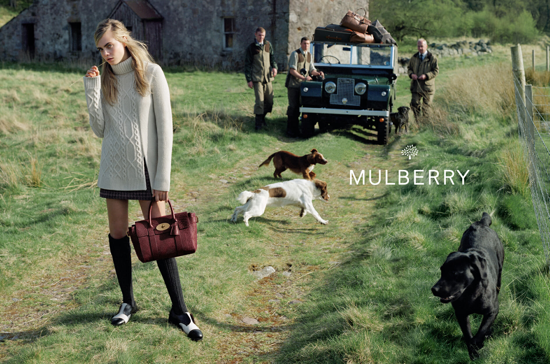 Mulberry Fall 2014 Campaign