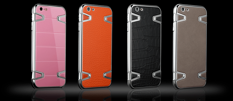 By Atelier cases for iPhone 6