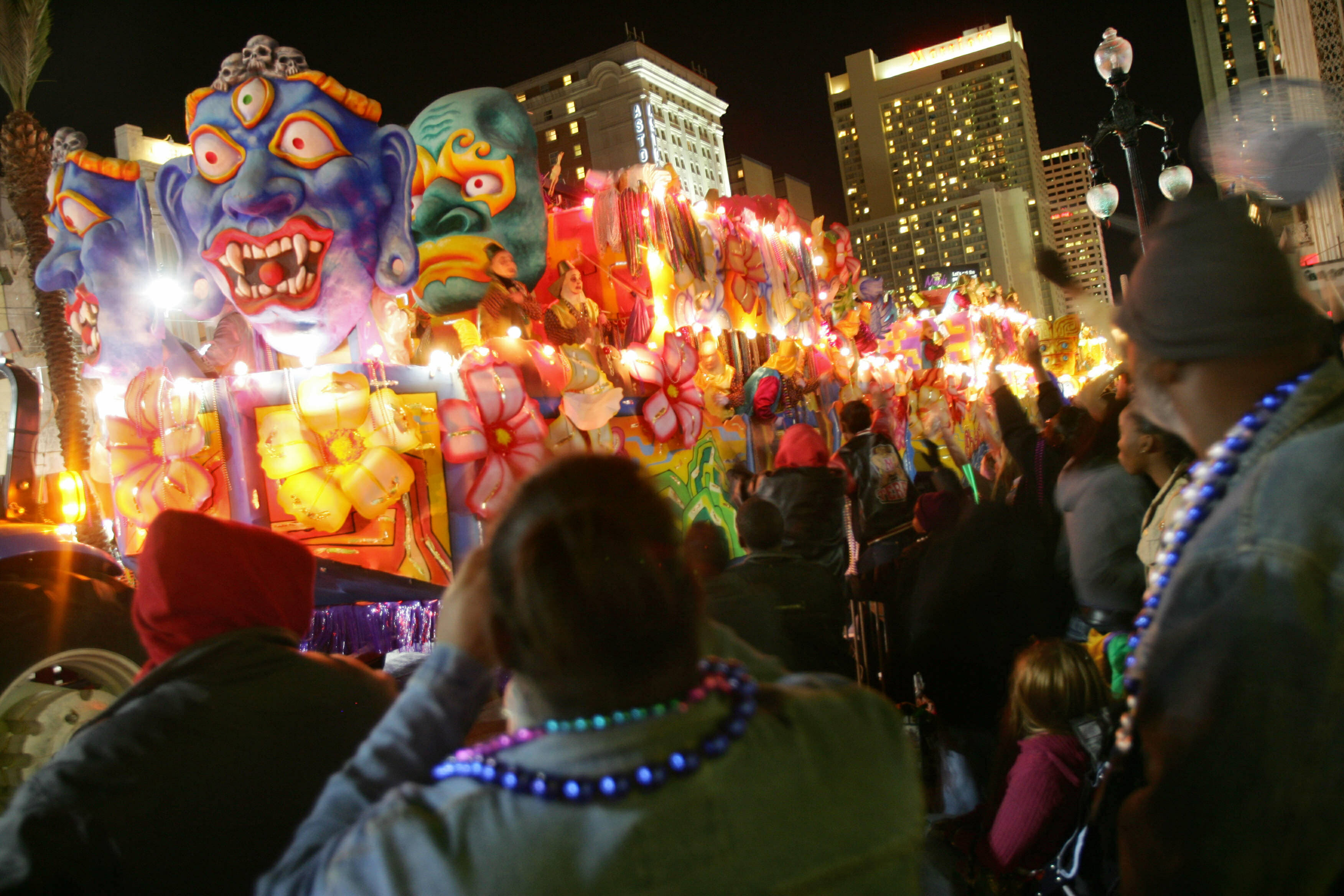 Carnical in New Orleans
