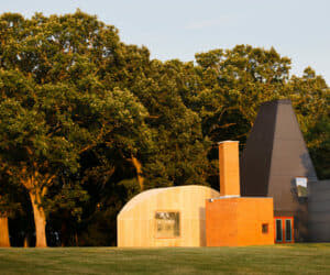 Frank Gehry Winton Guest House