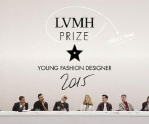 LVMH Prize for Young Fashion Designers.