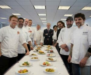 Chefs from the Trotter Project