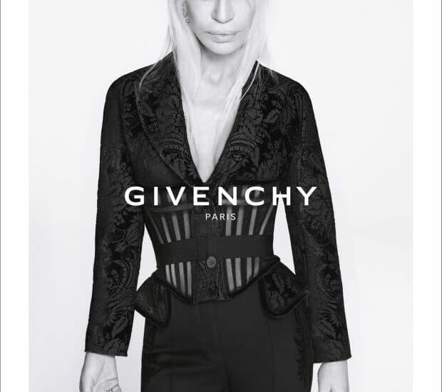 Givenchy Versace Ad