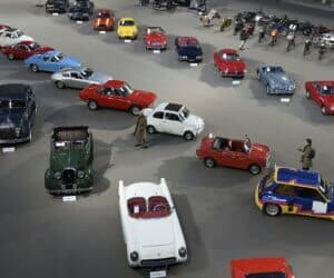 Survive your first classic car auction