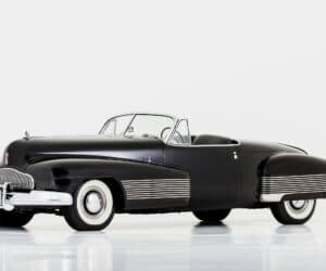 Buick Y Job Car of the Future