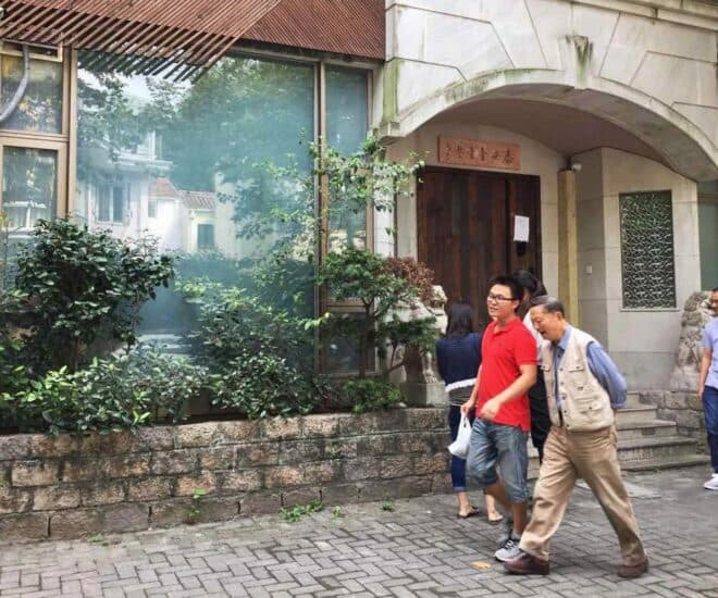Shanghai Diner Closes After Getting Michelin Star