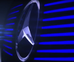 Mercedes Teases EV SUV Concept with Video