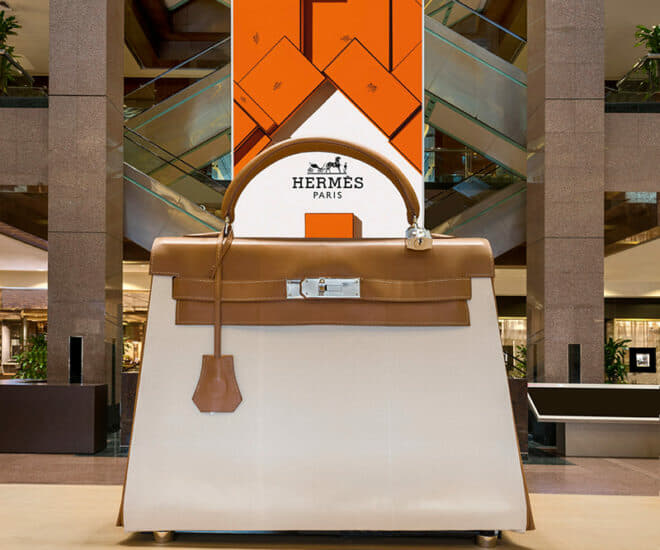 Kellydoscope Exhibition By Hermès In Singapore
