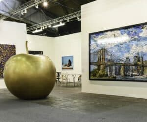 NYC Armory Show Galleries Revealed