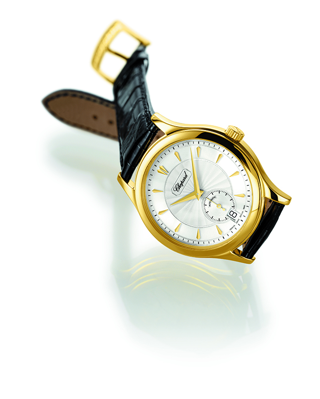 The watch that started it all — Chopard's L.U.C 1860.