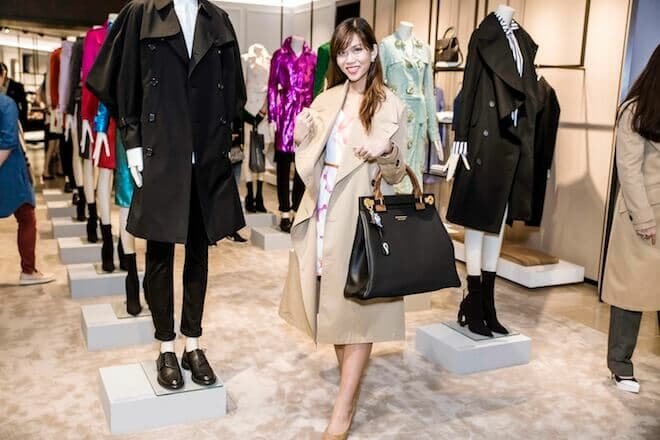 LUXUO Art Republik Burberry Tales Of A Trench Coat exhibition Singapore 6014
