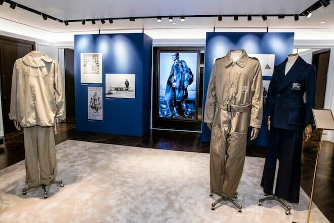 LUXUO Art Republik Burberry Tales Of A Trench Coat exhibition Singapore 6024