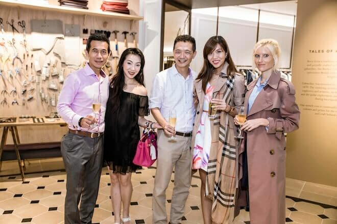 LUXUO Art Republik Burberry Tales Of A Trench Coat exhibition Singapore 6067