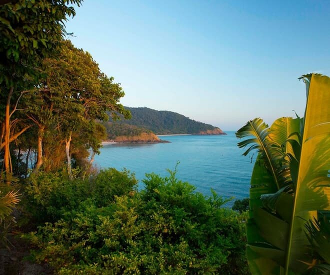 Real estate in Koh Lanta, Thailand: A nature-filled private peninsula near Krabi is up for sale