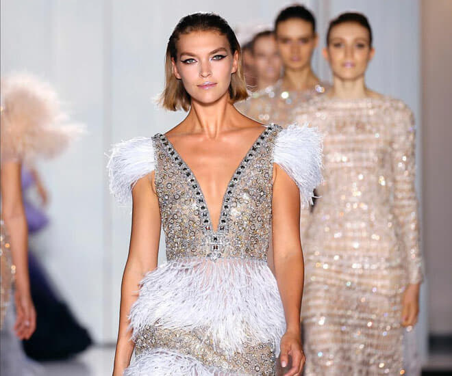 Image from Ralph & Russo Instagram