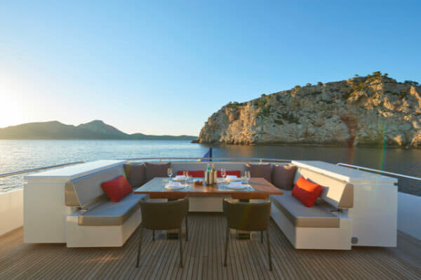 Astondoa is hoping to bring some of Spain's al fresco living to Asia