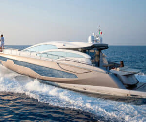 Italy's Sessa Marine has restyled many of its leading models including the C54 (above) and will show a Fly 47 in Singapore