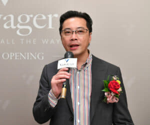 Tommy Ho, CEO, Voyager Risk Solutions