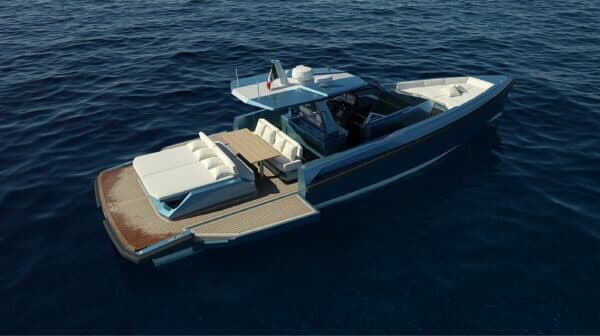 The 48 WallyTender will be on display at September's Cannes Yachting Festival