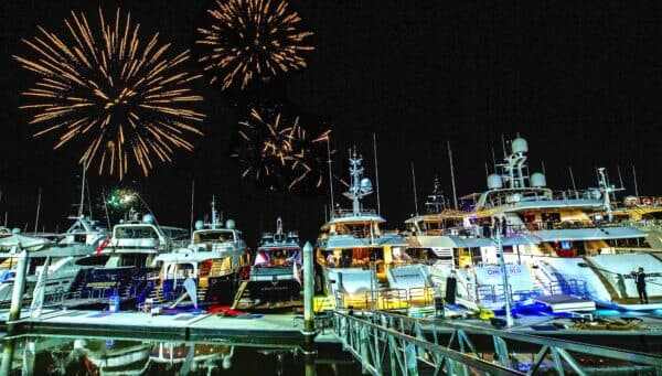 The glamorous Australian Superyacht Rendezvous kicks off a series of marine events on the Gold Coast