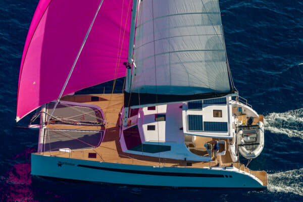 From Vietnam, Seawind's models include the stylish Reichel Pugh-designed 1600