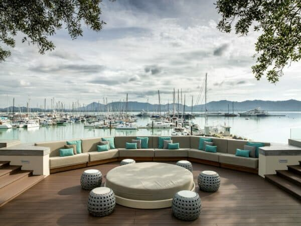 The Thailand Charter Week will include three days of yacht visits and inspections, and three days of cruises around the Phuket region
