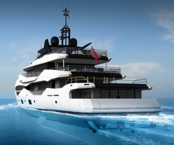 Sunseeker 161 Yacht built by Icon in the Netherlands
