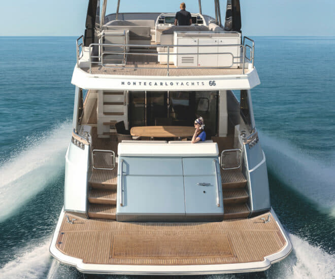 MCY 66 by Monte Carlo Yachts