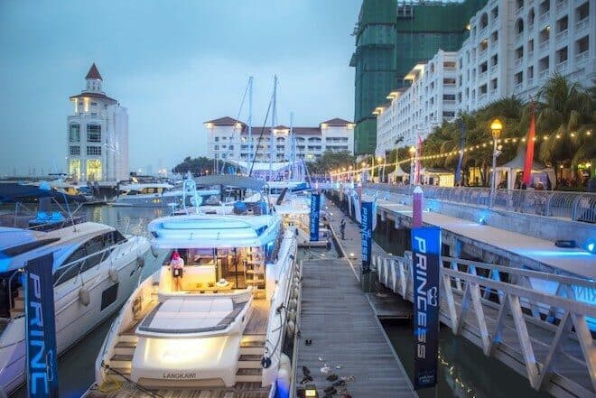 Straits Quay Marina will again be the venue for the Penang RendezVous, from October 11-13