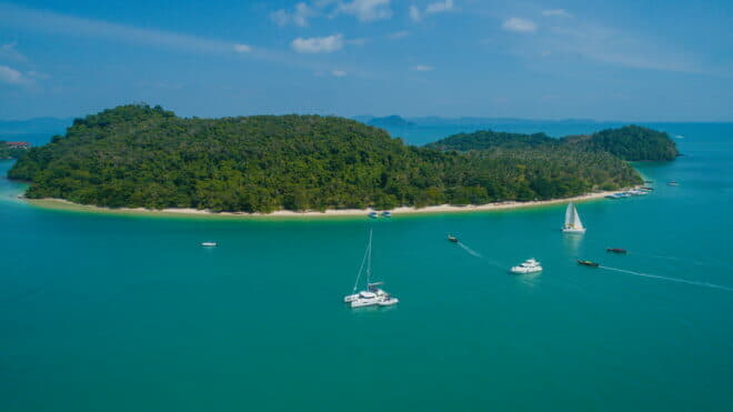 Simpson Yacht Charter's fleet of Lagoons charter across Southeast Asia including Myanmar, Thailand, Malaysia, Singapore, the Philippines and Indonesia