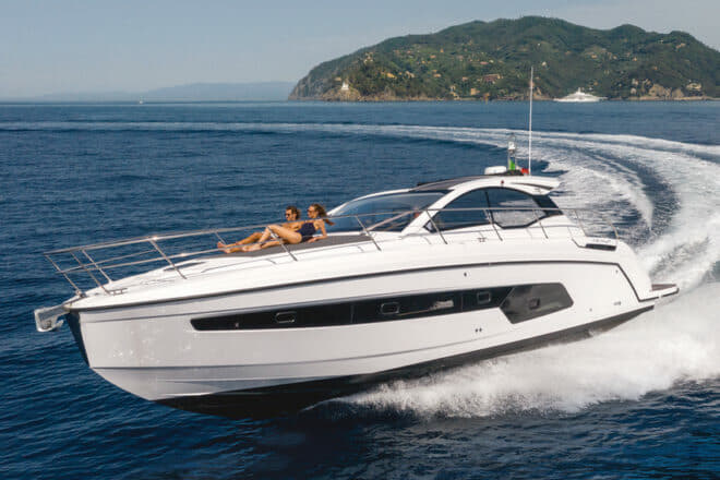 The Atlantis 45 developed with Neo Design succeeds the popular 43