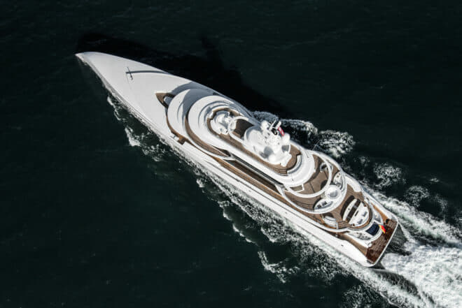 The 80m Excellence by Abeking & Rasmussen