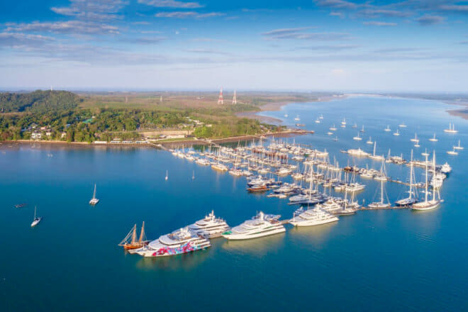 Phuket Yacht Haven will host the first Thailand Charter Week from November 16-21