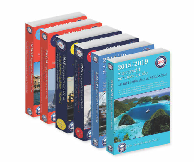 The Superyacht Services Guide has a growing collection of publications
