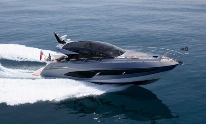 Sunseeker's Predator 60 Evo, which shows in Southampton, is the latest addition to the Predator range from 50-74ft
